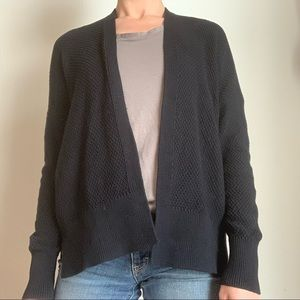 Gap gap for good open knit open front cardigan